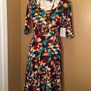 LuLaRoe Nichole dress. XL.NWT accepting all offers